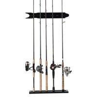 "Organized Fishing 20.9"" Modular Wall Rack Black"