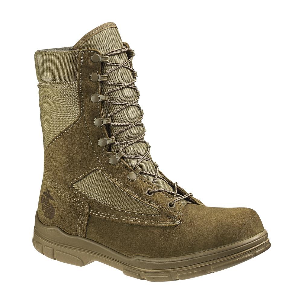 Bates Women's USMC Lightweight DuraShocks Military Tactical Boot -