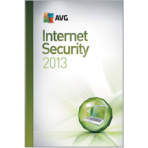 AVG Internet Security 2013 3-Users 1-Year  $69.99 (Email Delivery)
