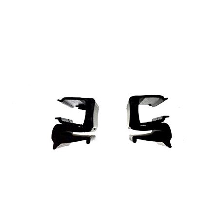 Club Car Golf Cart Windshield Retaining Clips for 1inch Windshield Support ()