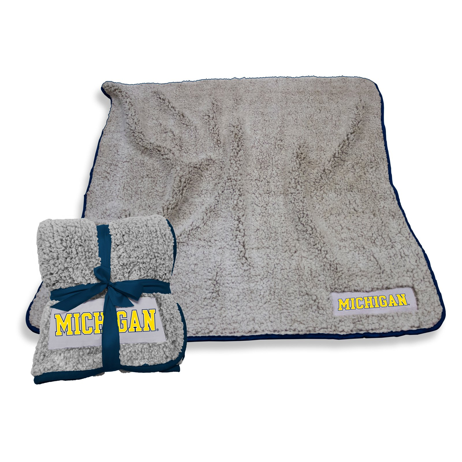 Michigan Wolverines Frosty Fleece