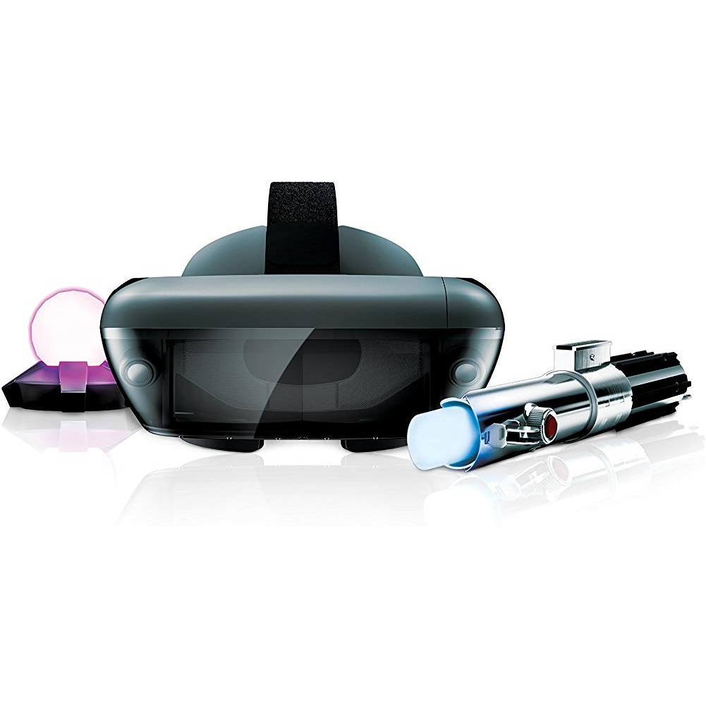 Star Wars: Jedi Challenges AR Headset w/ Lightsaber Controller & Tracking Beacon