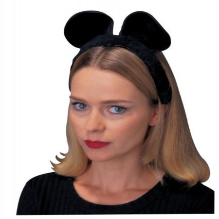 Cat And Mouse Costume (Rubies Black Cat/Mouse Ear)