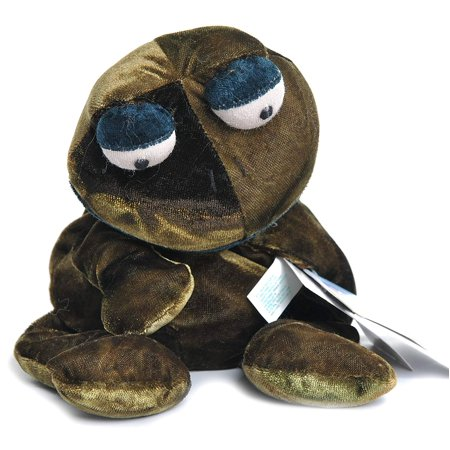 Pistachio Russ 9inch Frog - Retired [Toy], Russ green velvet plush frog By Wishlings