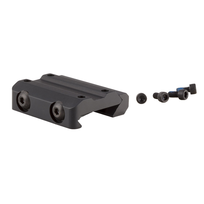 Trijicon Miniature Rifle Optic (MRO) Mount Low Adapter, Black by Trijicon