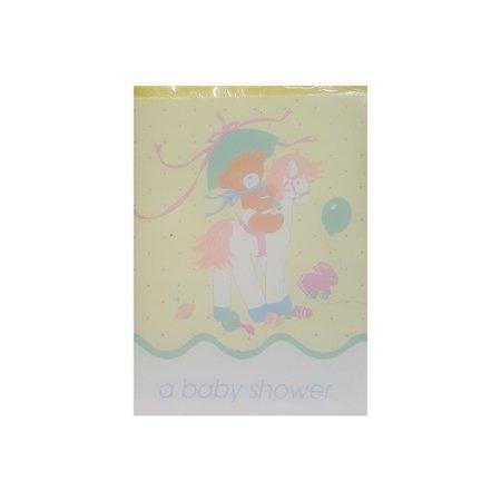 Carlton Cards Baby Shower Invitations Teddy Bear Toys w/ Envelopes (Carlton Cards)