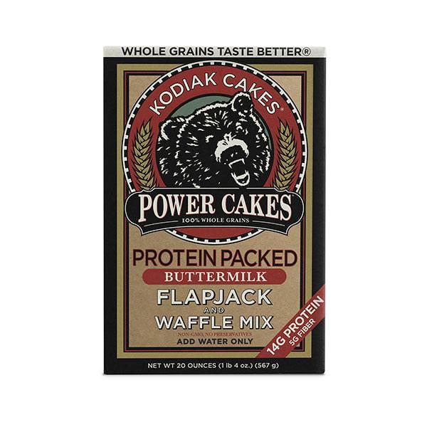 Kodiak Cakes Power Cakes, Buttermilk Pancake and Waffle Mix, 20 Oz by Kodiak Cakes