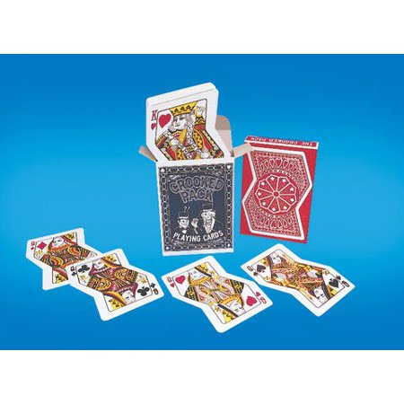 Crooked Playing Cards, 102 X 18 Inch (450mm) long with (260mm Burn time) BIG HUGE Gold Party Sparklers For Wedding, Birthday & Celebration Cakes SAME DAY.., By Royal Magic
