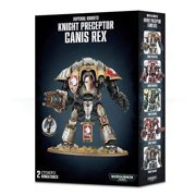 Warhammer 40k Model Miniatures - Knight Preceptor Canis Rex