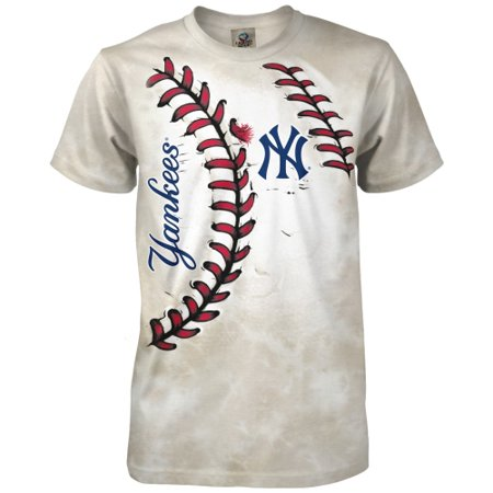 New York Yankees Youth Hardball T-Shirt - (New York Cream Cheesecake)