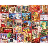 White Mountain® Joy to the World Jigsaw Puzzle