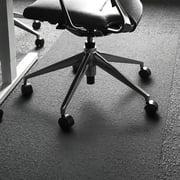 Cleartex, Ultimat XXL Rectangular Chairmat - All Carpet Piles, 1 Each, Clear