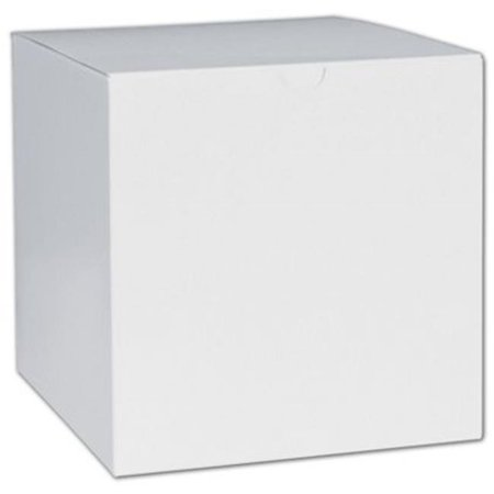 Deluxe Small Business Sales 250-060606C-9 6 x 6 x 6 in. One-Piece Gift Boxes, (Deluxe Double Gift Box)
