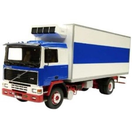 Italeri - Volvo F16 Reefer Truck - IT3893 - BX-A3-5-T48 - 1:24
