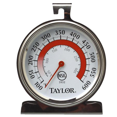 Taylor Precision Classic Oven Thermometer - Taylor Commercial Waterproof Digital Thermometer