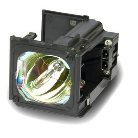 Samsung HLT5676S TV Assembly Cage with High Quality Projector bulb (Samsung Projector Tv Lamp)