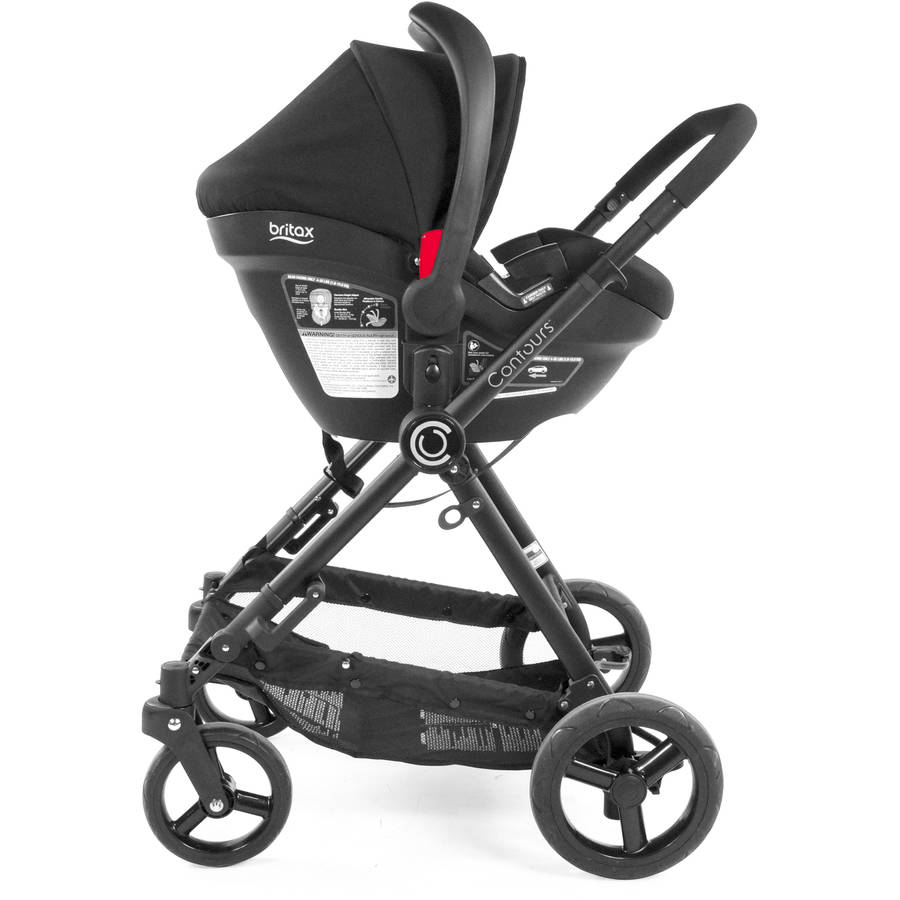 Contours Britax B-Safe 35 Infant Car Seat Adapter - Walmart.com