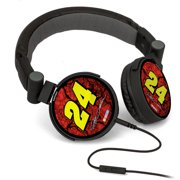 Jeff Gordon #24 DJ-Style Headphones