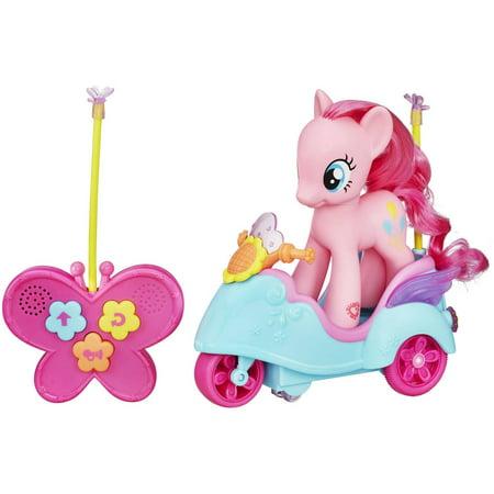 My Little Pony Pinkie Pie RC Scooter (My Little Pony Remote Control Car)