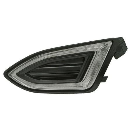 TYC 12-5362-00-1 Parking Light Assembly Left Driver LH LED New Warranty