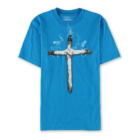 Ecko Thermal Shirt - Ecko Unltd. Mens At All Ends Graphic T-Shirt