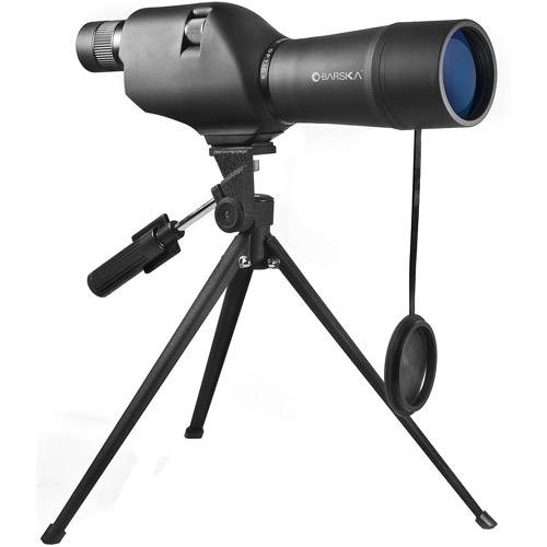 Barska 20-60 x 60 WP Colorado Angled Spotting Scope, CO11502