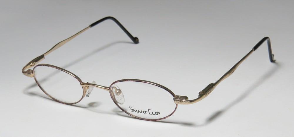 e460b5653604 SmartClip - New Smartclip 223 Mens Womens Oval Full-Rim Antique Pewter   Wine  Budget With Polarized Clip-on Lenses Frame Demo Lenses 45-21-140 Sunglass  Lens ...