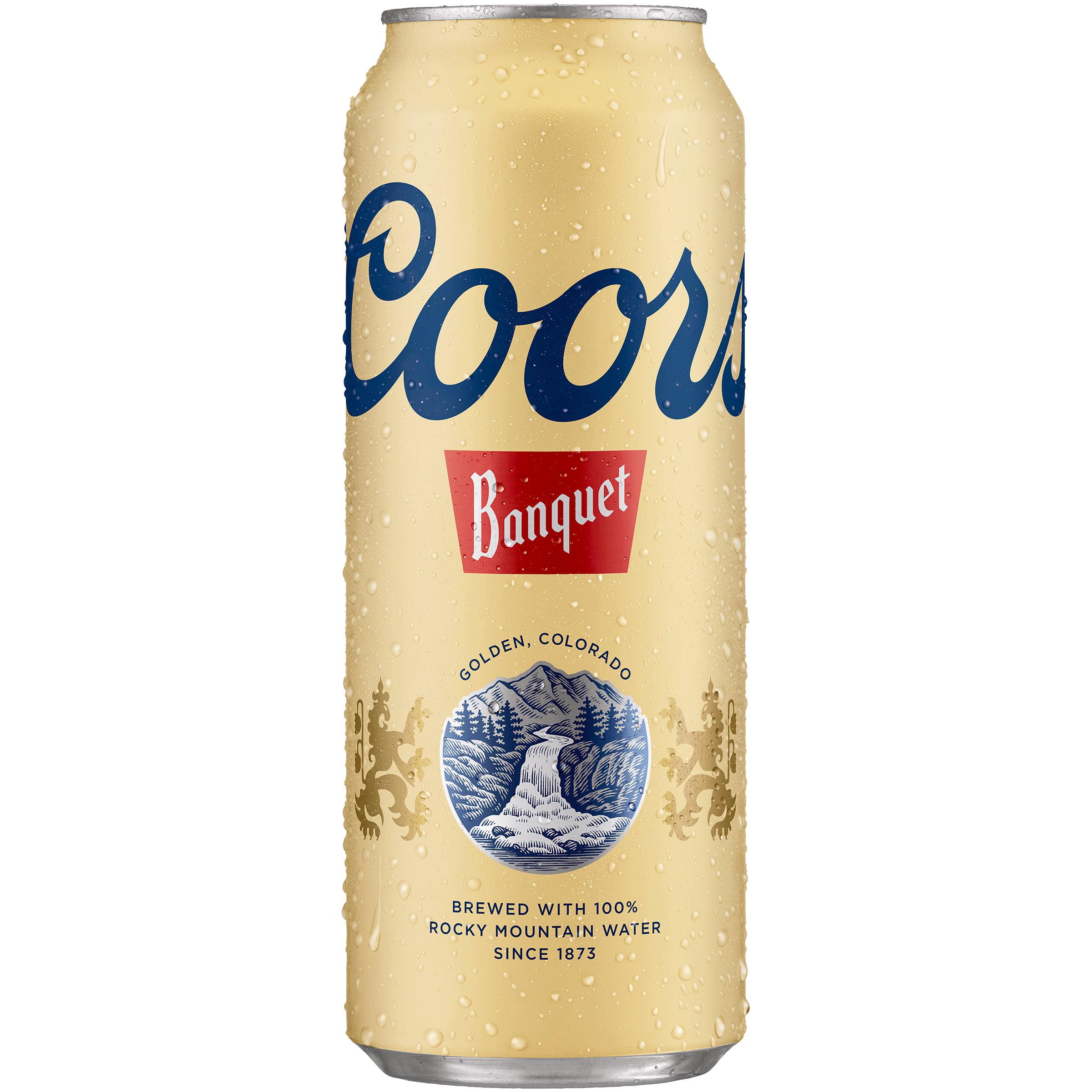 Coors�� Banquet Beer 24 fl. oz. Can