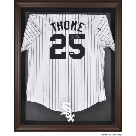 Chicago White Sox Fanatics Authentic Brown Framed Logo Jersey Display Case - No Size