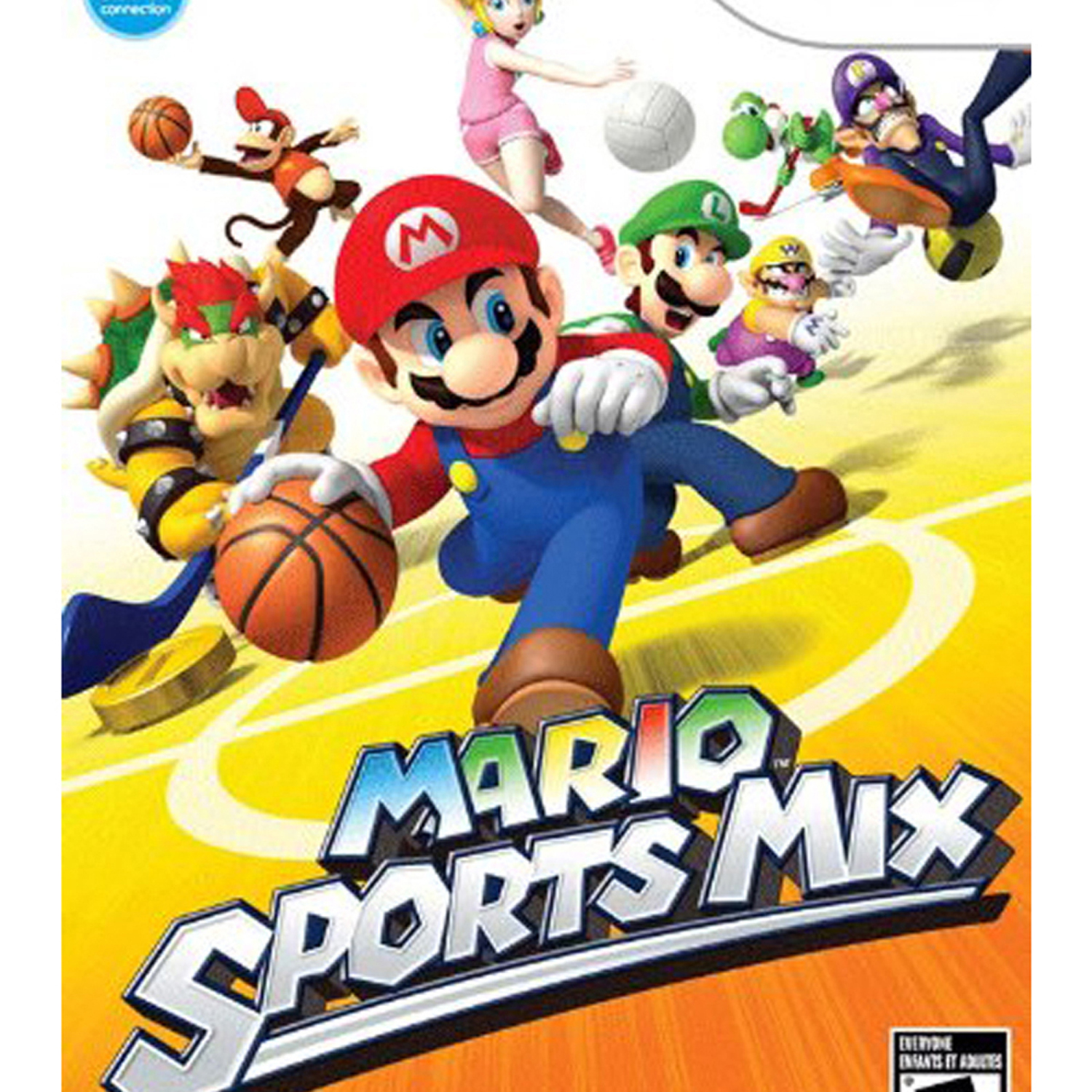 Mario Sports MIX, Nintendo, WIIU, [Digital Download], 0004549666157