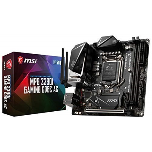 MSI MPG Z390I GAMING EDGE AC ITX GAMING MOTHERBOARD ONBOARD WIFI