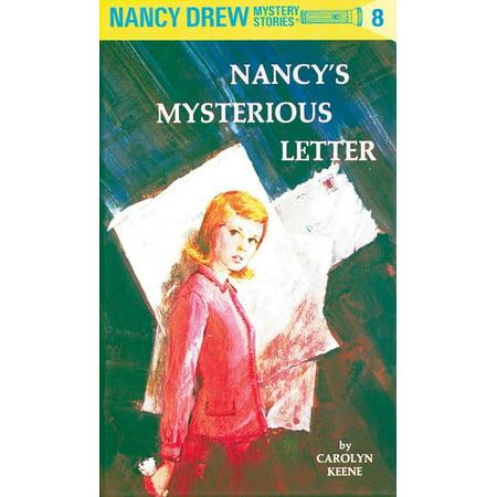 Nancy Drew Haunted Bridge (Nancy Drew 08: Nancy's Mysterious Letter)