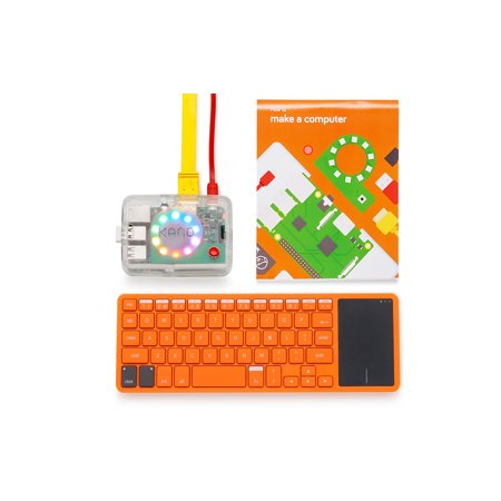 Kano Computer Kit – Make a computer. Learn to code.
