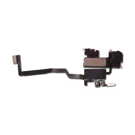 Proximity Sensor, Earpiece Speaker, and Microphone Flex Cable for Apple iPhone X (A1865, A1901, A1902) ()