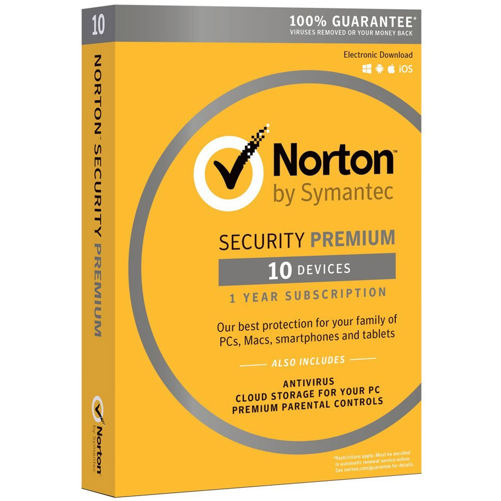 Norton Security Deluxe - 5 Device