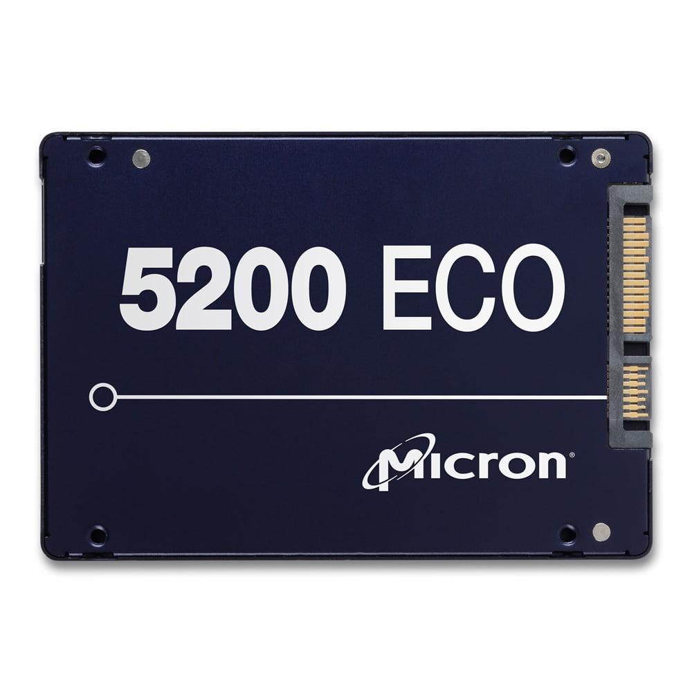 "Micron MTFDDAK480TDC-1AT1ZABYY 5200 ECO 480 GB 2.5"" Internal Solid State Drive - SATA"