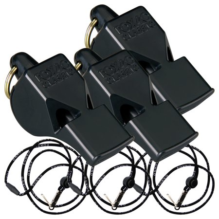 Fox 40 Classic 3 Pack With Lanyard - image 1 de 1