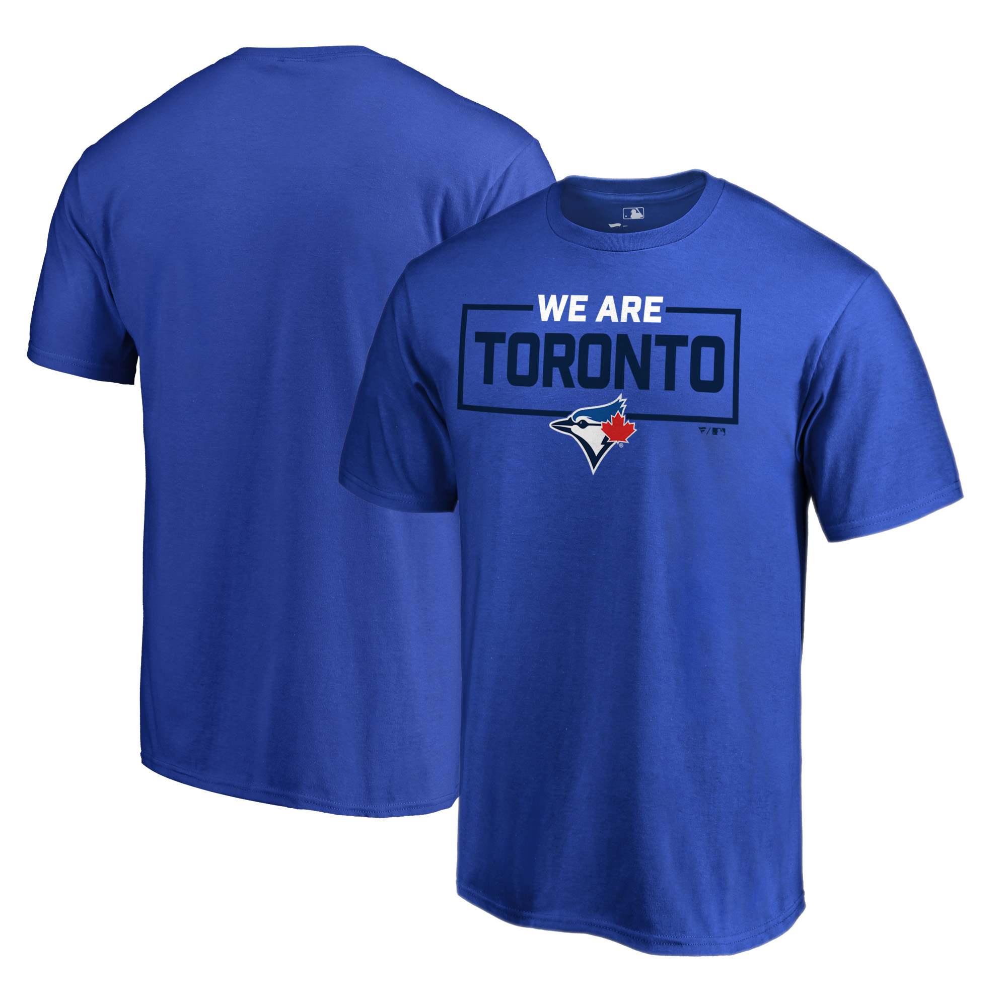 Toronto Blue Jays Fanatics Branded We Are Icon T-Shirt - Royal