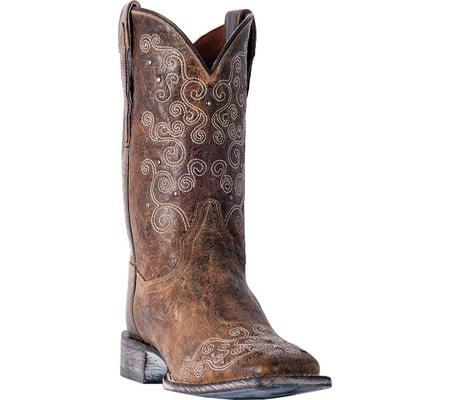 Women's Dan Post Cowboy Boots Swirlz Cowboy Post Boot DP4031 9a43e6