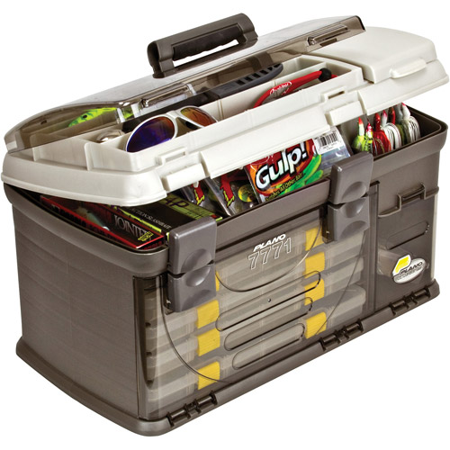 Plano Guide Series Pro System with Five Utilities, Graphite/Sandstone