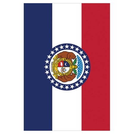 State Garden Flag (Toland Home Garden State Flag)