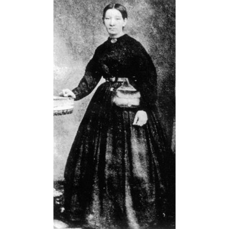 Sally Tompkins  1833 1916  Ncaptain Sally Louisa Tompkins Philanthropist And Civil War Nurse Founded A Confederate Hospital And Was The Only Woman To Receive An Officers Commission In The Confederate