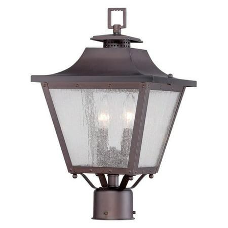 Acclaim Lighting Lafayette Outdoor Post Mount Light