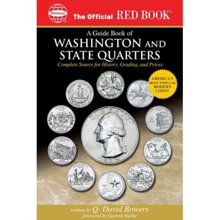 A Guide Book of Washington and State Quarter Dollars - eBook