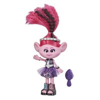 DreamWorks Trolls World Tour Glam Rockin' Poppy Fashion Doll