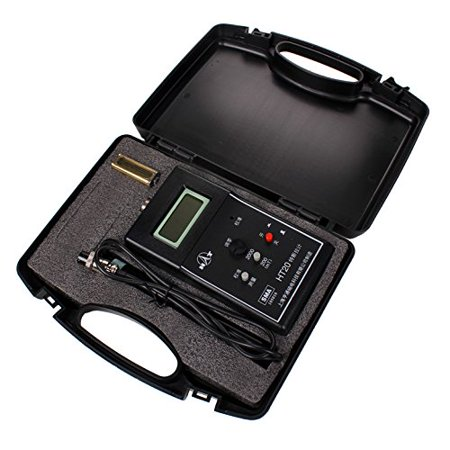 Gauss Meter Handheld Tesla Meter Fluxmeter Surface Magnetic Field Tester  HT20