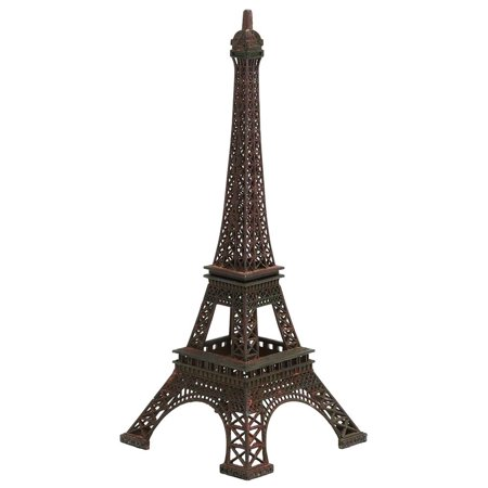 Metal eiffel tower for Al ahram aluminium decoration