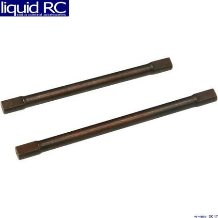 - Hot Racing STRXF12SR S2 Hardened Spring Steel Rear Axle Shafts Traxxas Trx-4