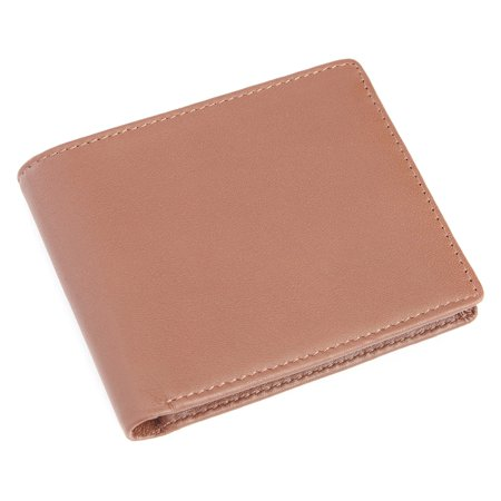 Royce RFID Blocking Mens Bifold Genuine Leather Wallet with Double ID