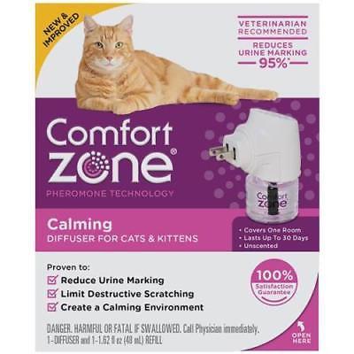 Farnam Comfort Zone Cat Calming (Farnam Comfort Zone Diffuser)